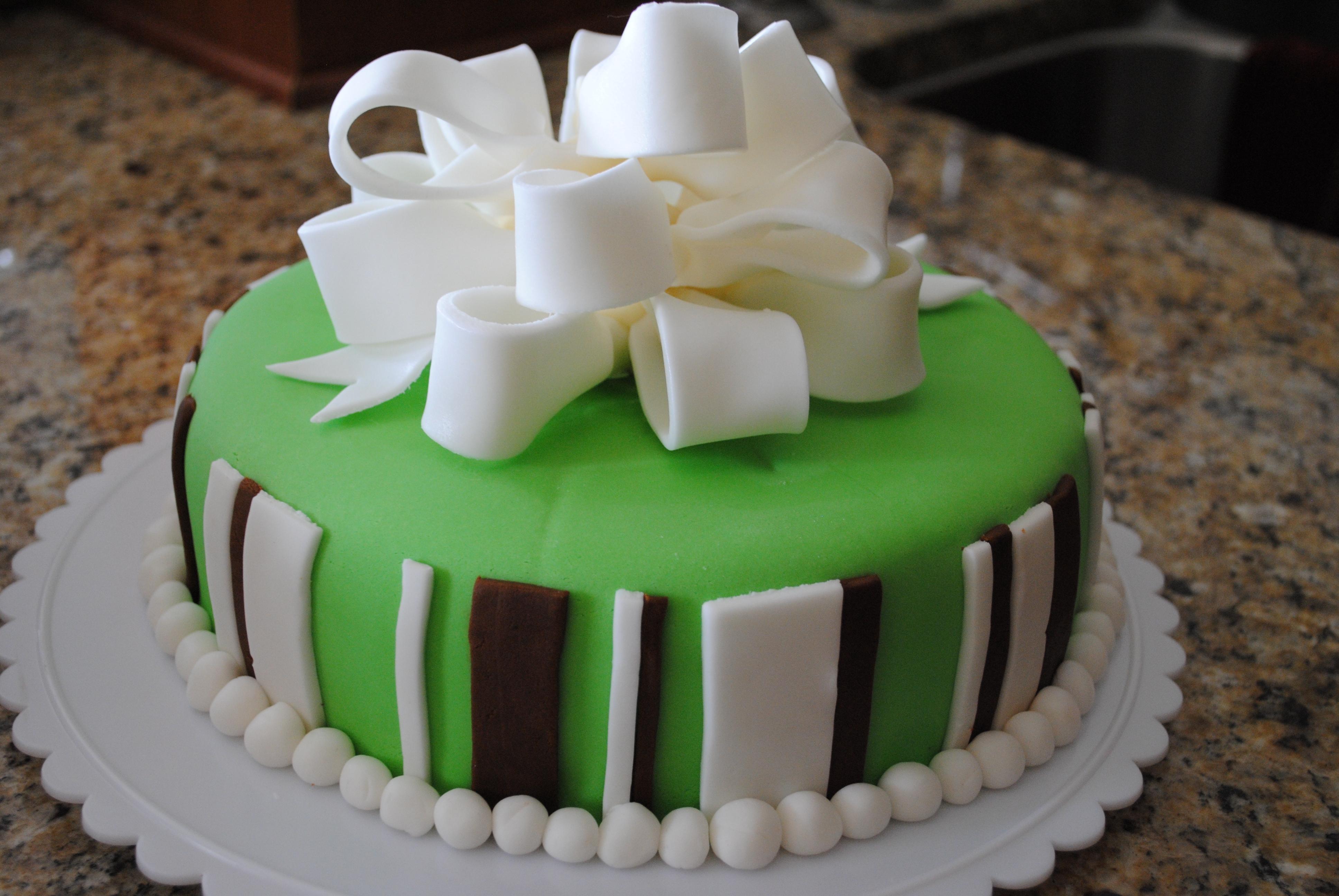 crazy fondant cakes